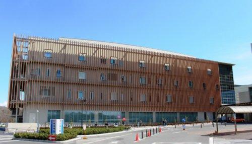 国立がん研究センター東病院NEXT医療機器開発センター外観写真