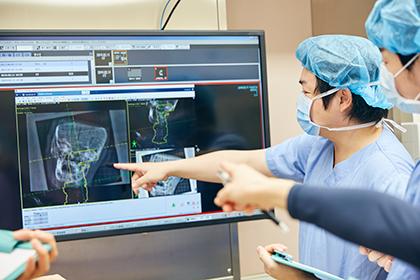 臨床現場 イメージ画像