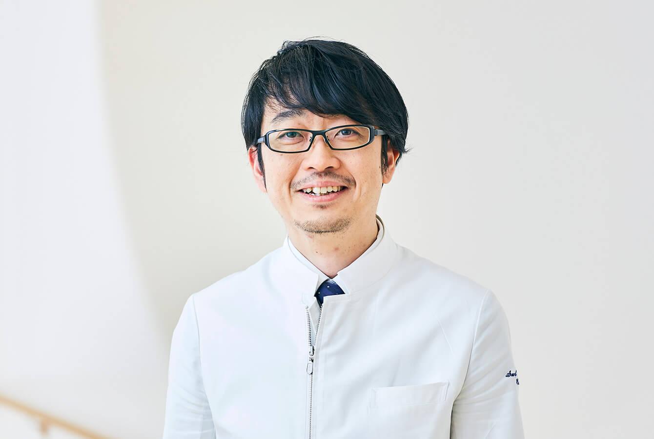 手術機器開発室医員 長谷川 寛の写真
