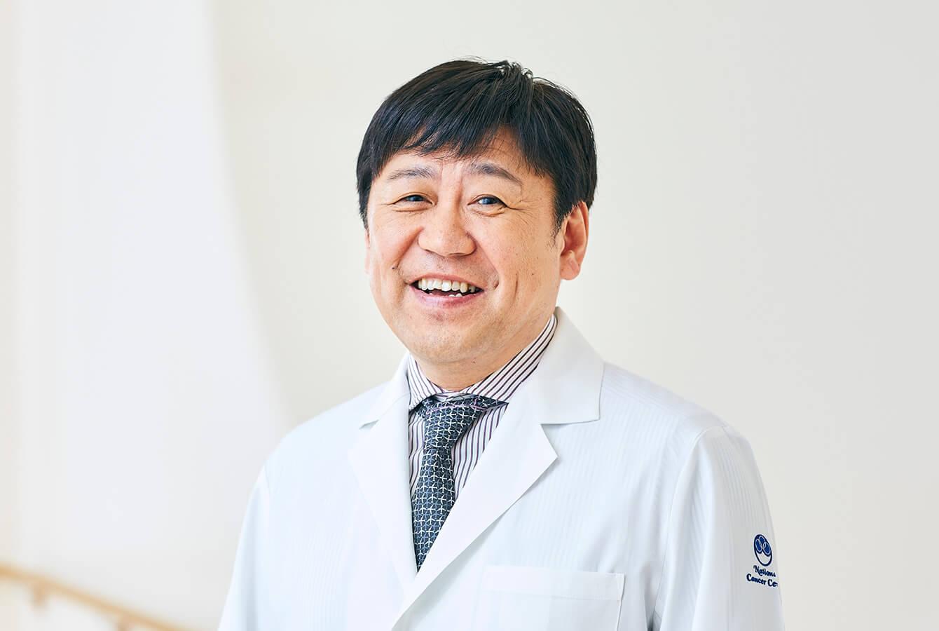 手術機器開発室室長 伊藤 雅昭の写真
