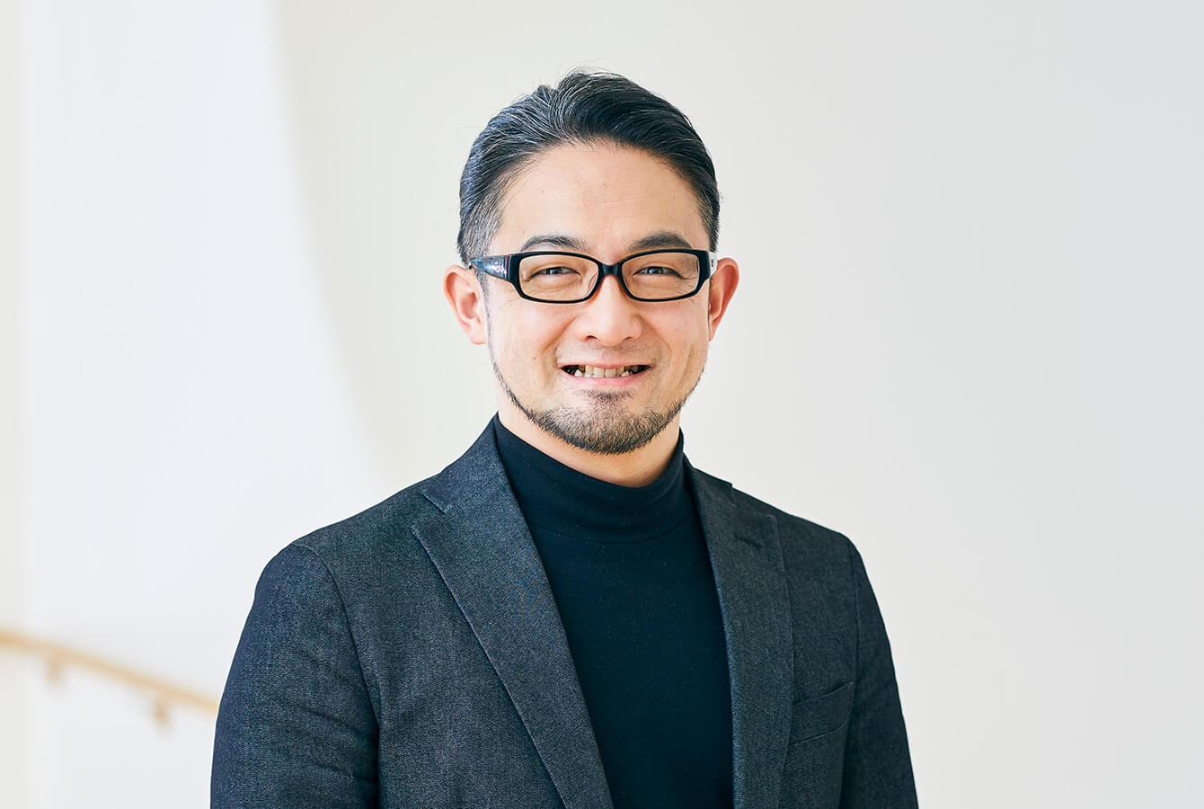 主任研究員 冨岡 穣の写真