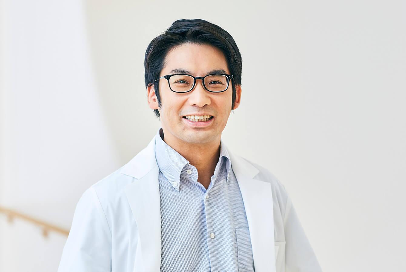 内視鏡機器開発室医員 依田 雄介の写真